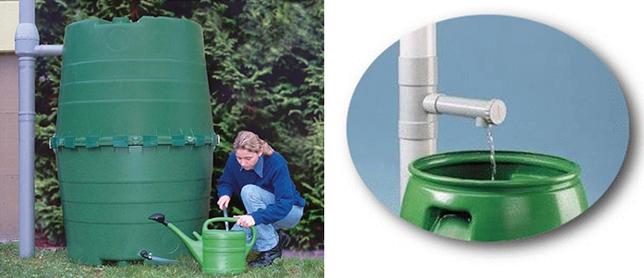 Récupération de l'eau et assainissement